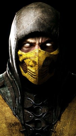 2 super wallpapers with Scorpion from Mortal Kombat X are listed below in  4K, HD and wide sizes · Download the new Mortal Kombat X if you'd like to  have it ...