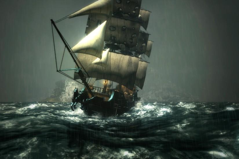 RAVENS CRY fantasy action adventure rpg pirate ship wallpaper | 2560x1600 |  493845 | WallpaperUP