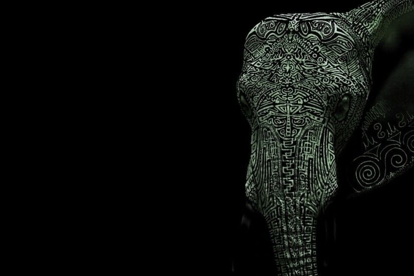 Elephant 2016 4K Wallpapers