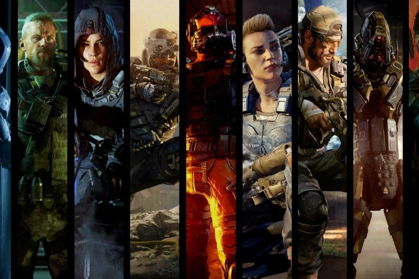 Call Of Duty Black Ops 3 Review | BlueBall Reviews