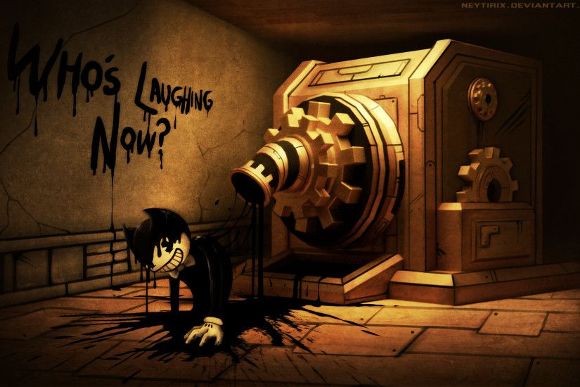 HD Wallpaper | Background ID:824745. 2560x1569 Video Game Bendy and the Ink  Machine