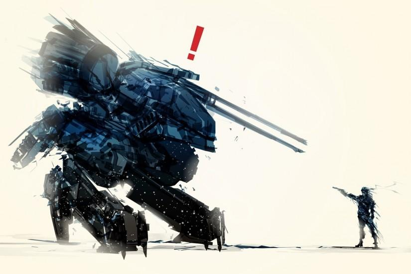 Metal Gear Solid Wallpaper #1904