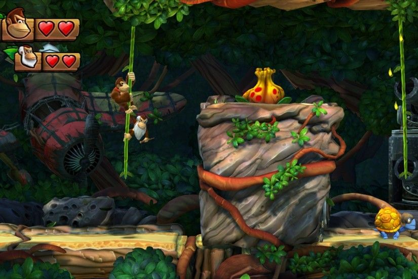 Game Front - A Look at Donkey Kong Country: Tropical Freeze | EXP Video  Gallery | The Escapist