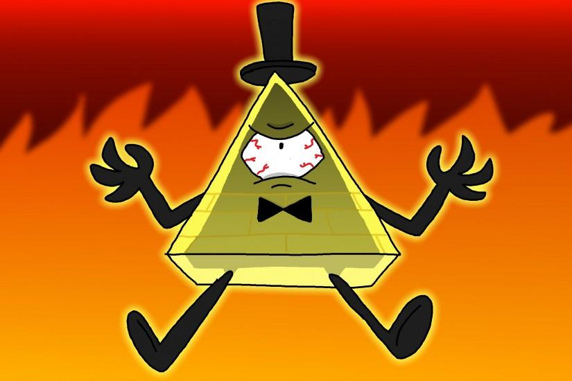 free bill cipher wallpaper 2560x1440