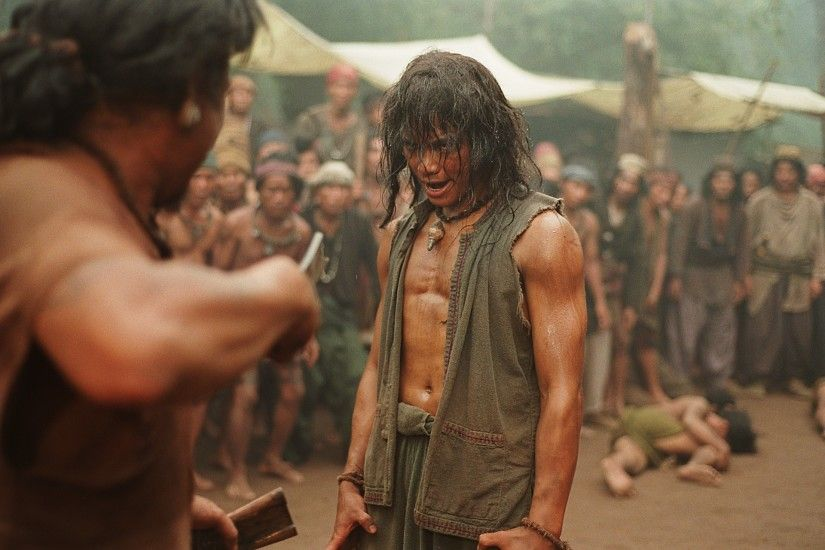 Tony Jaa (Tiang) in ONG BAK 2, directed by Tony Jaa. A Magnet Release,  photo courtesy of Magnet Releasing.