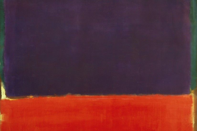 Mark Rothko, Paintings, Art, Abstract Expressionist, Mark Rothko Painting
