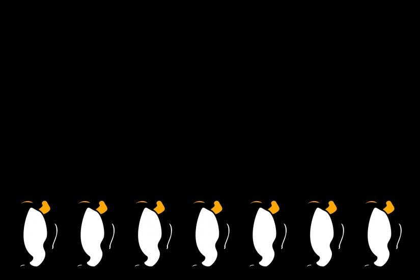 Minimalist Penguin Wallpaper by Fritters ...