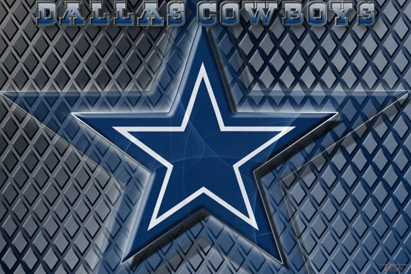 Wallpapers By Wicked Shadows: Dallas Cowboys Logo Wallpaper