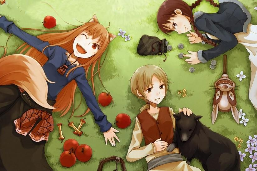 Spice And Wolf characters #1