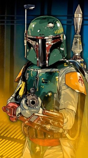 Boba Fett helmet iphone wallpaper wallpaper.wiki-Boba-Fett-iPhone-5 ...
