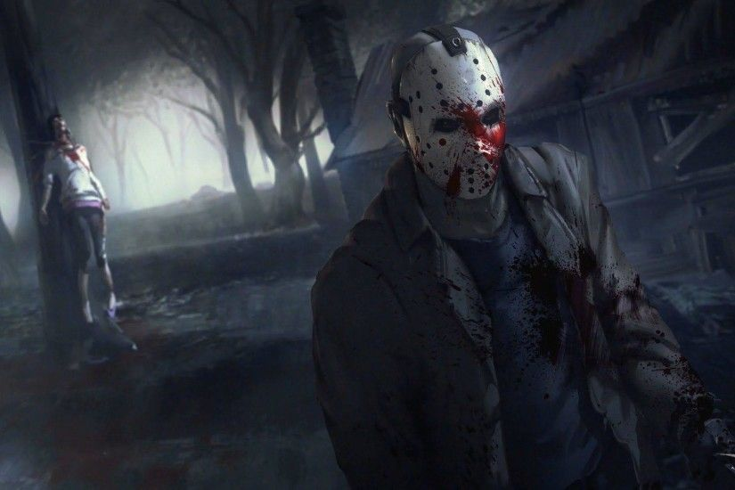 jason execution other player in friday the 13th the game