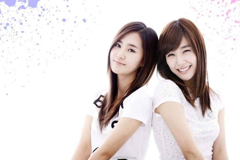 Snsd KPop Teayoung and Yuri hd wallpaper