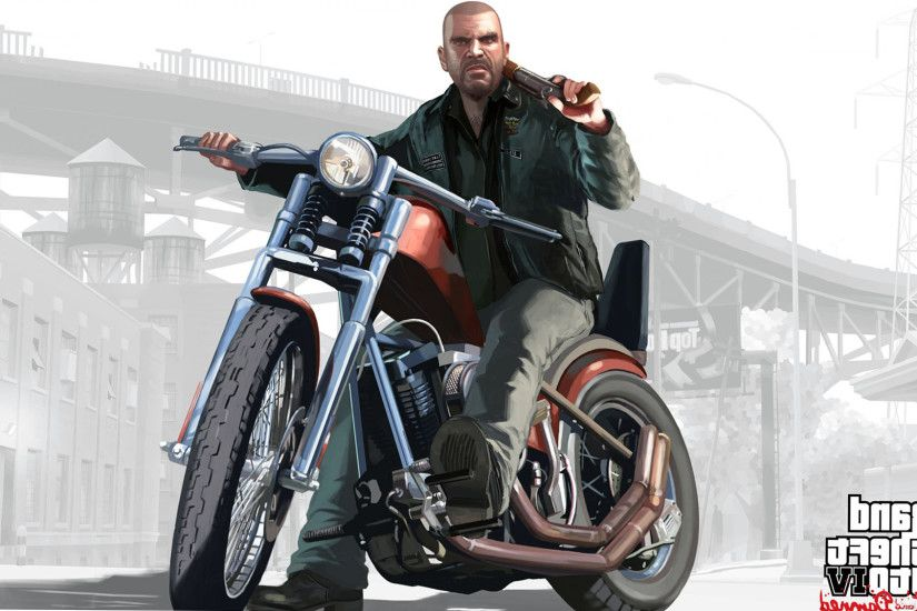 Grand Theft Auto IV The Lost And Damned images The Lost Motorcycle .