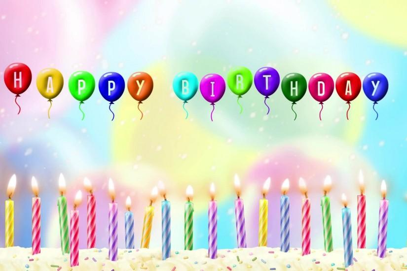 large happy birthday background 1920x1080 smartphone