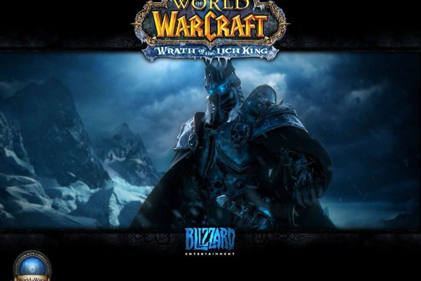 PreviousNext. Previous Image Next Image. world of warcraft wrath of the  lich king wallpapers ...