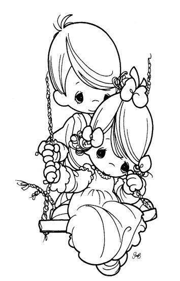 Great Precious Moments Coloring Pages 47 For Coloring Books With Precious  Moments Coloring Pages