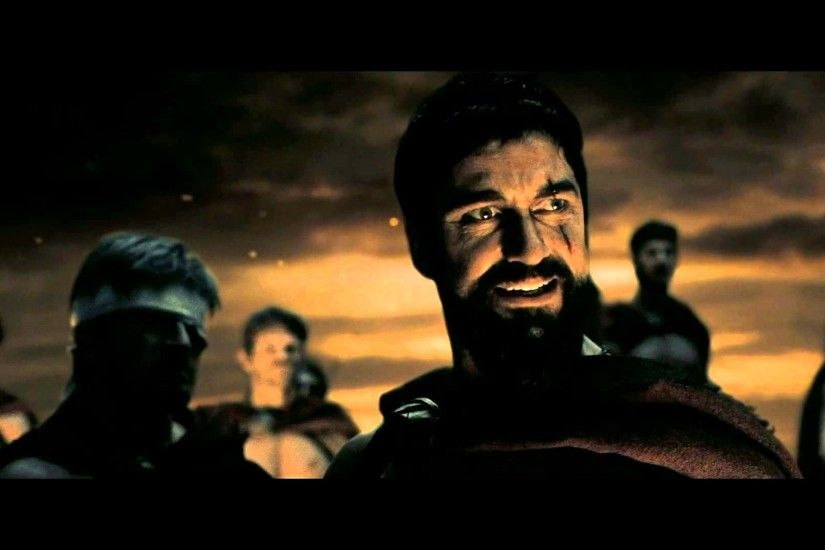 "300 - ""No Retreat, No Surrender. That is Spartan Law"" - Full HD - YouTube"