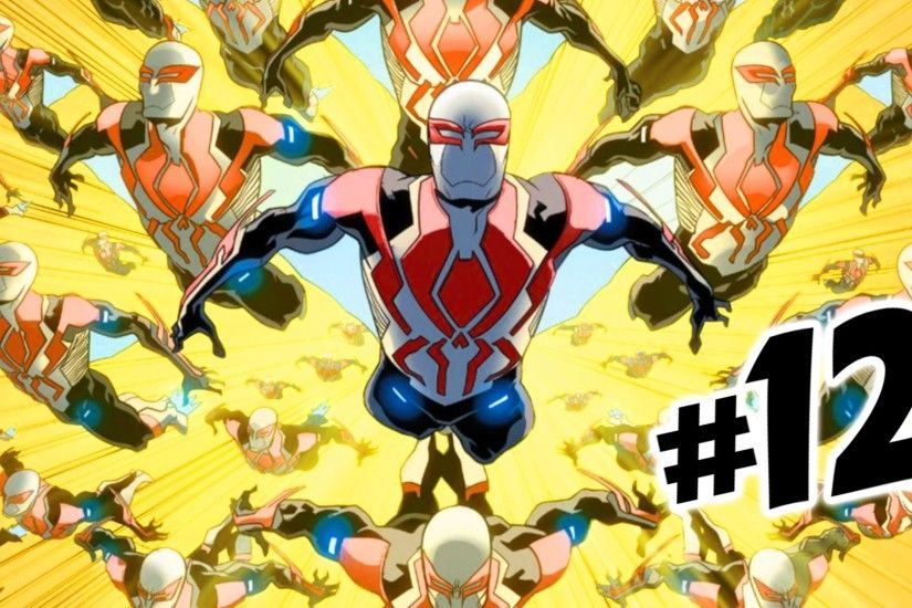 Spider-Man 2099 (All-New All-Different) Issue #12 Full Comic Review! (2016)  - YouTube