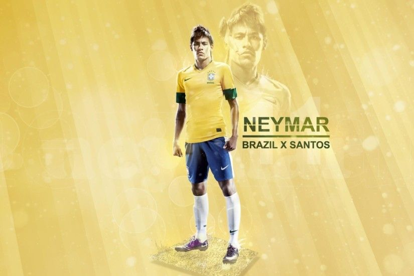 Neymar Brazil Wallpaper HD Sport Wallpapers HD - Wallpapers HD