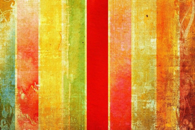 Vintage Multicolor Texture Wallpaper 1669