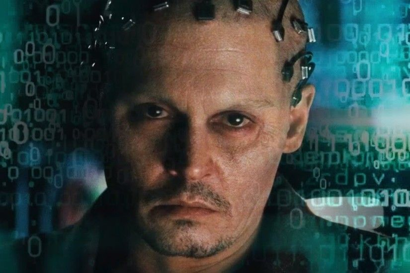 Preview wallpaper transcendence, johnny depp, will, 2014 2048x2048