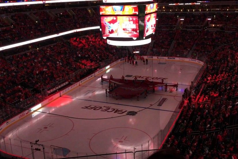 Washington Capitals: 2015-2016 Opening Night Introductions / Video