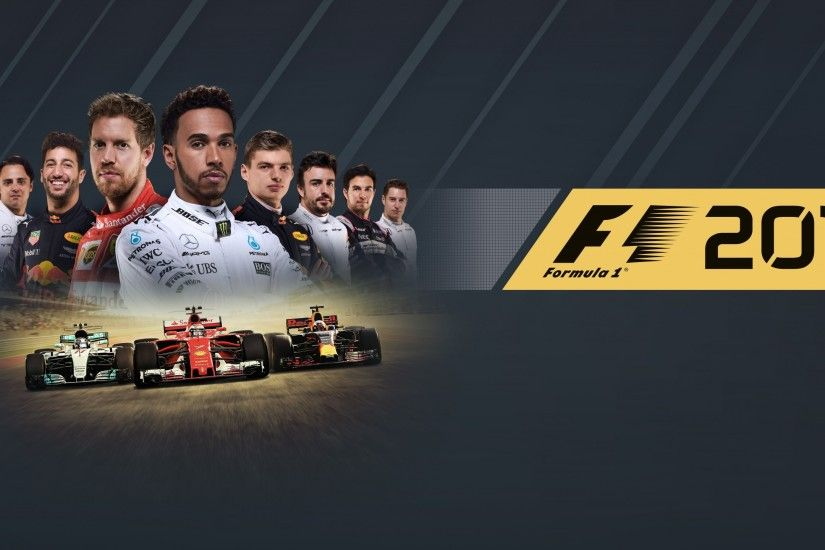Games / F1 2017 Wallpaper
