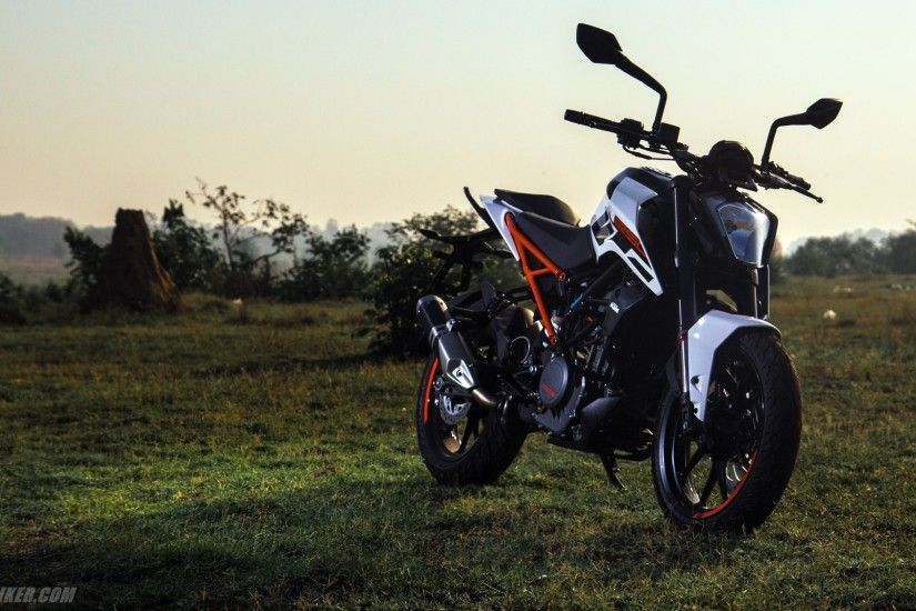 KTM Duke 250 HD wallpapers – 3