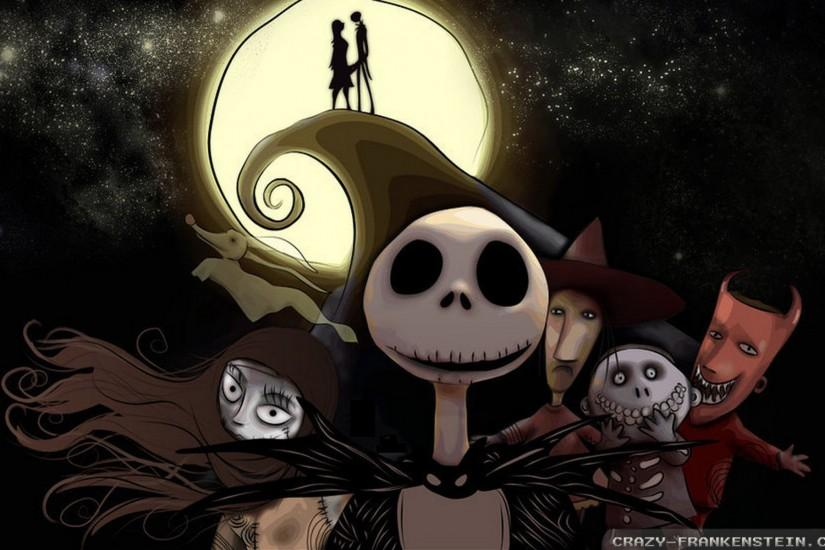 amazing nightmare before christmas wallpaper 1920x1200 for iphone 5