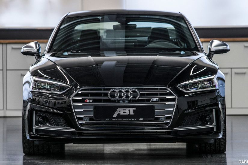 2018 ABT Audi S5 Coupe Wallpaper