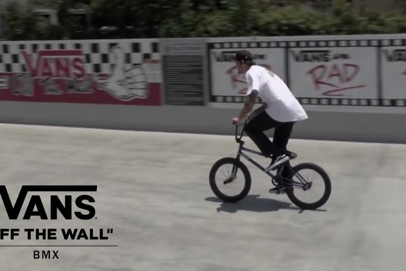 Vans BMX Street Invitational 2016: Broc Raiford 1st Place Run | BMX | VANS