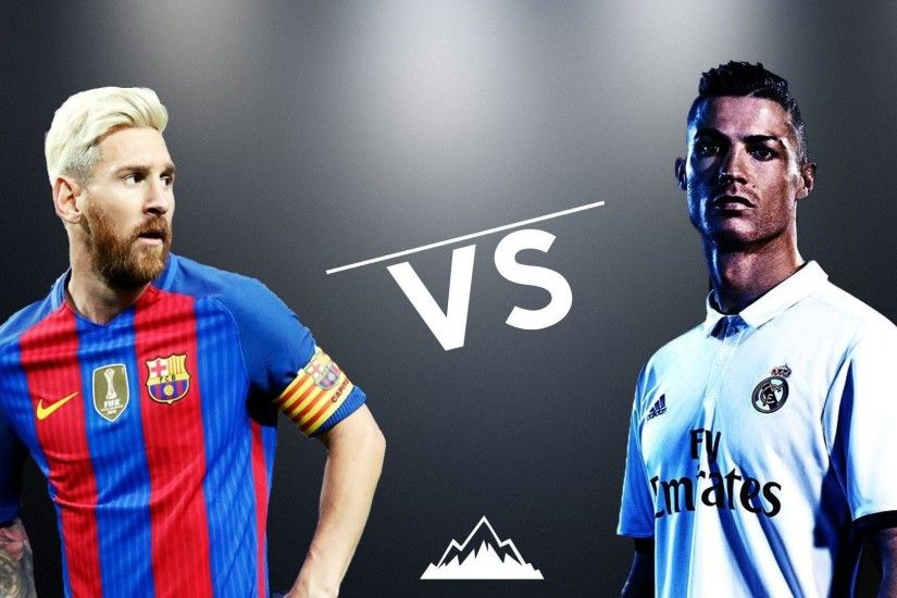 Cristiano Ronaldo vs Lionel Messi - Epic Battle 2016/17 HD - YouTube