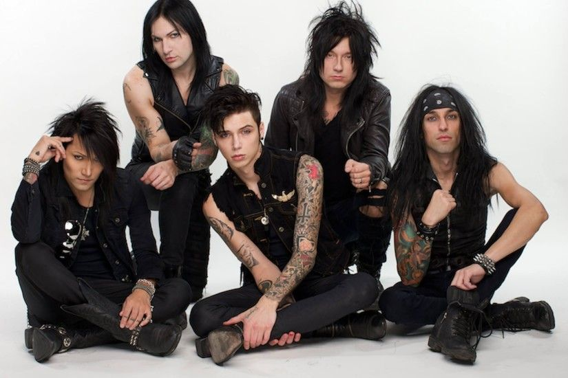 Black Veil Brides Wallpaper HD | PixelsTalk.Net