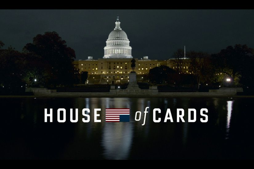 TV Show - House Of Cards Wallpaper