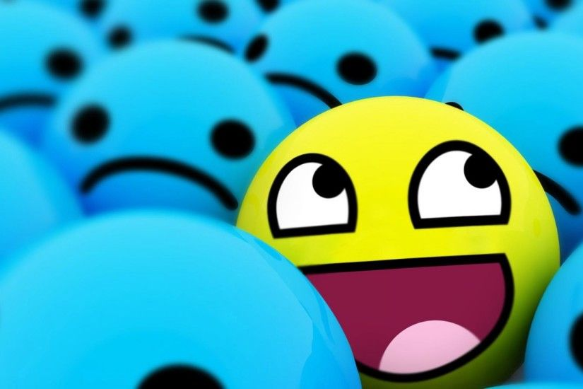 Wallpapers For Rainbow Smiley Face Backgrounds