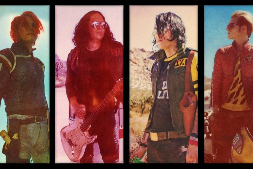 My Chemical Romance Wallpapers - Taringa!