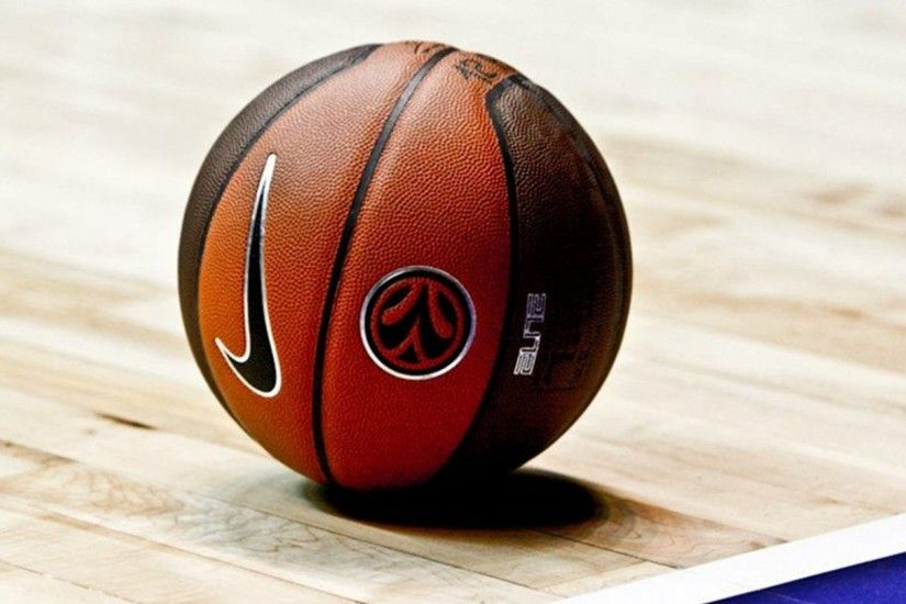 ... Nike Basketball Ball Wallpaper