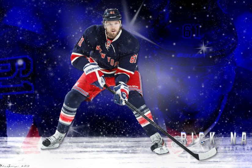 Rick Nash NHL Wallpaper