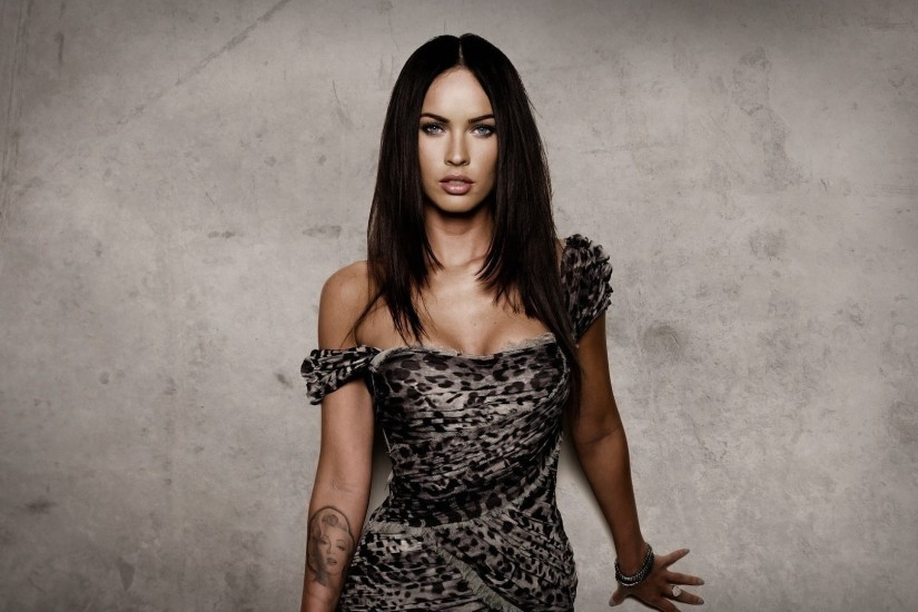 Megan Fox HD Resolution Wallpaper.