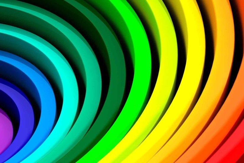 High Resolution Cool Colorful 3d Rainbow Wallpaper Hd 5 Full Size Background  Screensavers 1920p 1080p.