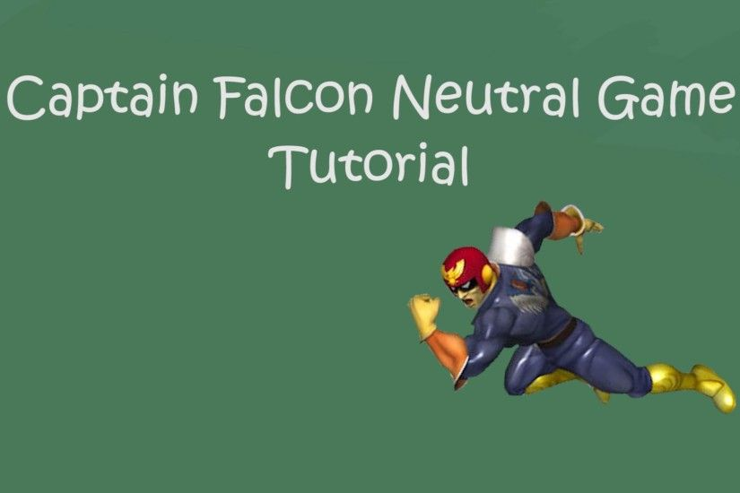 How to Approach as Captain Falcon - Super Smash Bros. Melee