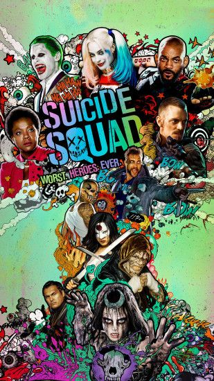 Download Suicide Squad Download Wallpaper. iPhone 6 (750x1134) · iPhone 6+  (1080x1920) ...