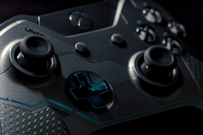 Video Game - Xbox One One Xbox Controller Sombre Xbox Wallpaper
