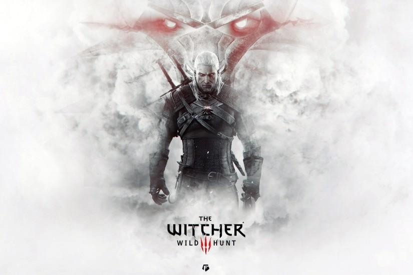 witcher wallpaper 1920x1080 for pc