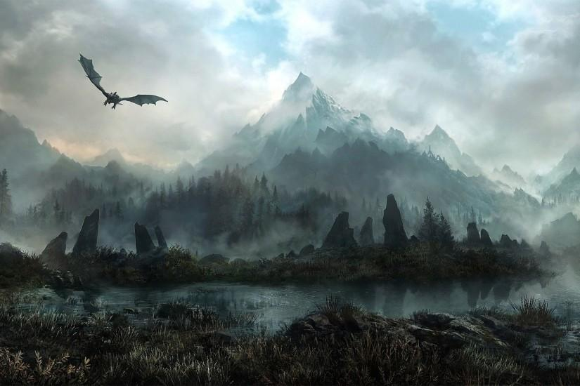 popular skyrim wallpaper 1920x1080 x