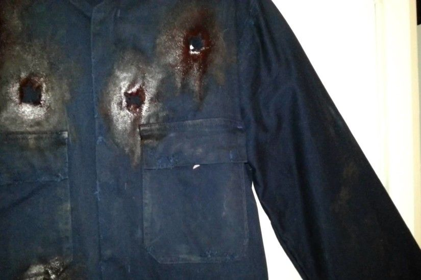 Michael Myers halloween coveralls