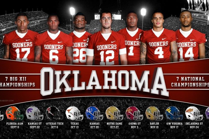 Pix For > Ou Sooners Football Wallpaper