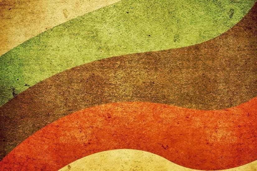 Preview wallpaper retro, grunge, wall, wavy, background 1920x1080
