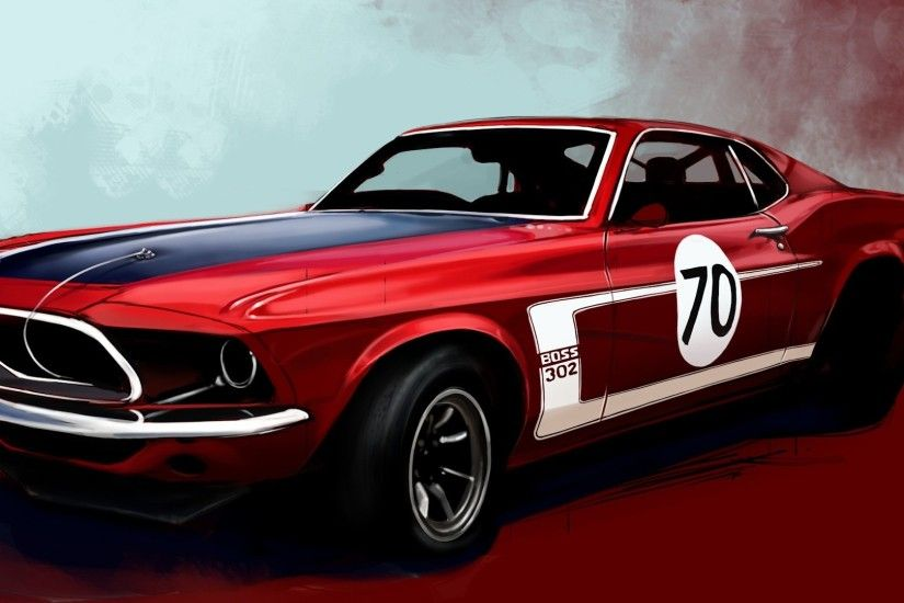 Cool Mustang Wallpapers Background