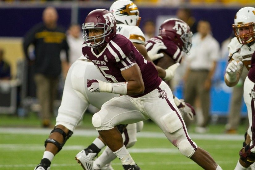 Browns players (excitedly) want team to draft Myles Garrett